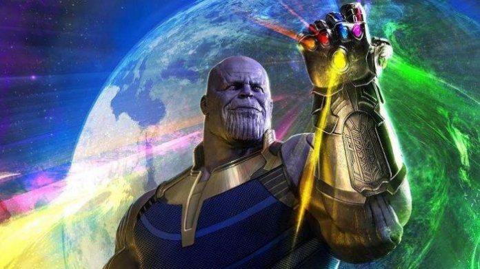 Thanos Infinity Stones
