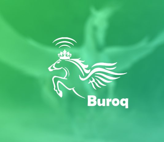 Aplikasi Ojek Online Buroq