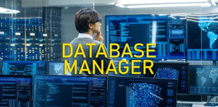 Database Manager Terbaik dan Gratis Yang Bisa Kalian Gunakan